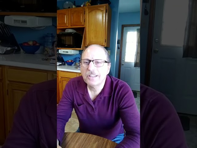 Pastor Dan Devotional, Monday, April 27, 2020