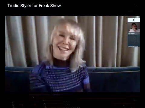 Trudie Styler for Freak