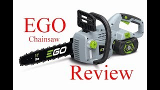 EGO Electric Chainsaw vs Gas Chainsaw - Which is Better?
