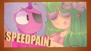 [ROBLOX Speedpaint] - Glofish and Lisa Gaming ROBLOX