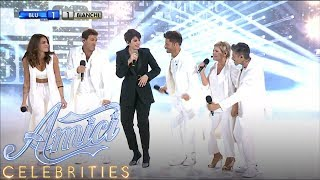 Amici Celebrities   Squadra Bianca   Simply The Best