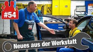 Injektoren-Wahnsinn beim BMW | Öldruckverlust beim Ford  | Airbagproblem durch Kabelbruch
