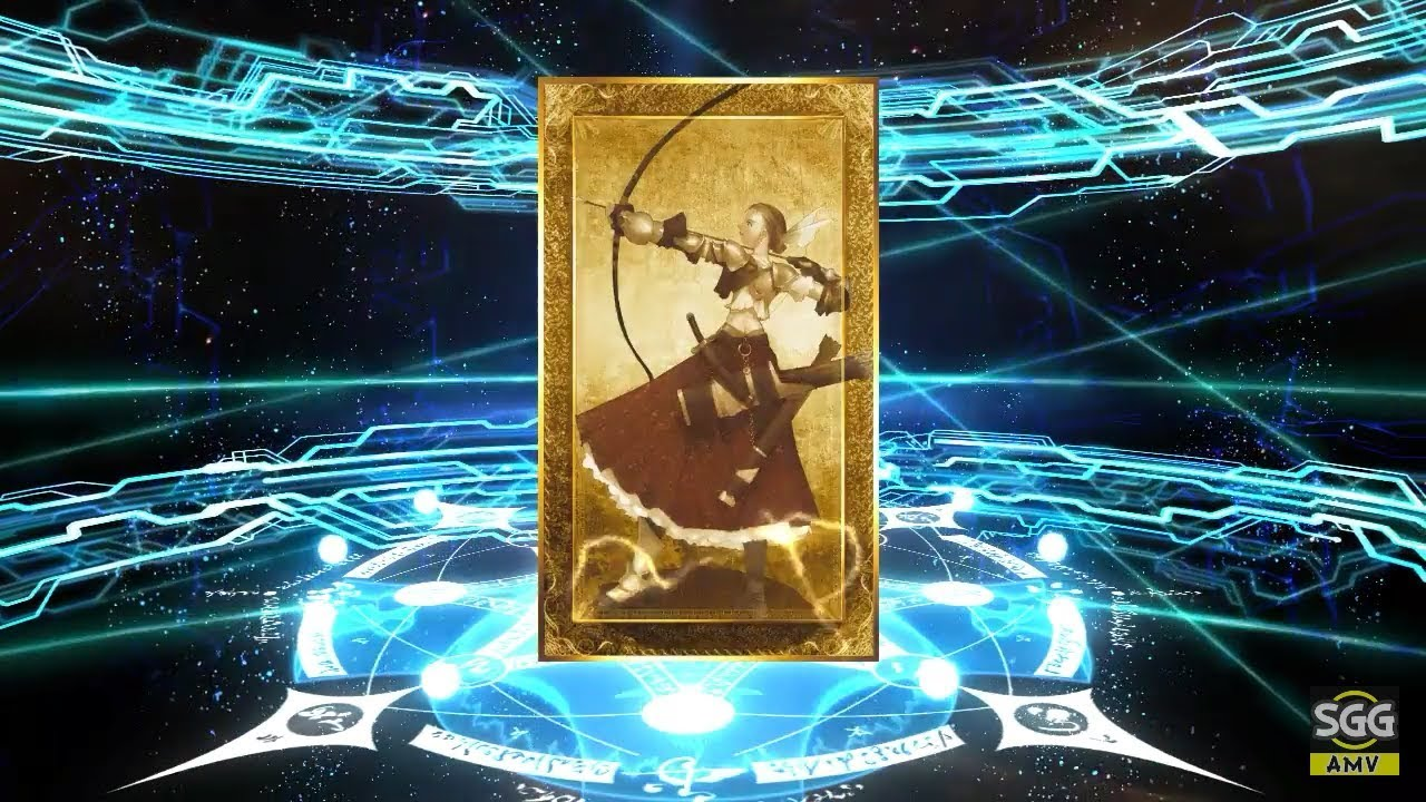 fate grand order summons