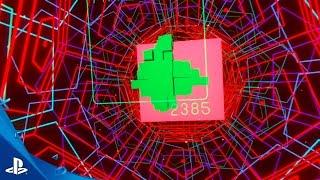 SUPERHYPERCUBE - Launch Trailer | PSVR