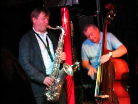 Igor Butman Live at Pizza Express Jazz Club - London July 2012