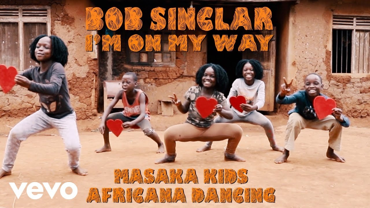 Bob Sinclar - I'm On My Way (Official Video)
