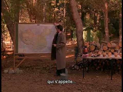 Twin Peaks - Dale Cooper talks about Tibet