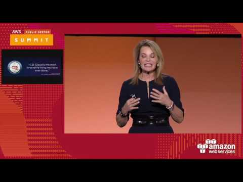 AWS Public Sector Summit 2017 Keynote - Teresa Carlson