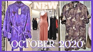 ZARA NEW OCTOBER 2020 FALL WINTER Latest Ladies Collection