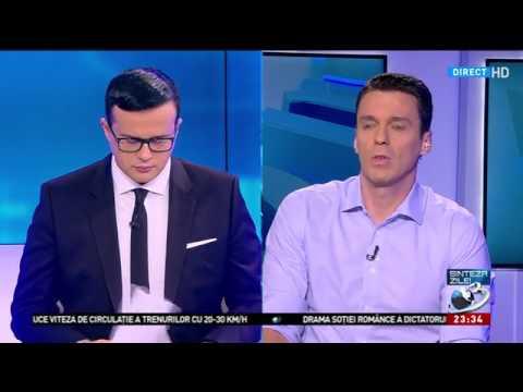 Pasa Sinteza Zilei-În Gura Presei: Mircea Badea, despre legea salarizării: Nu mă pricep deloc