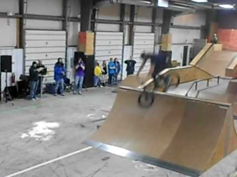Ray Coleman student union skatepark