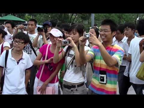 Teaching English in China 2010