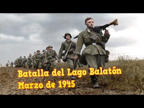 Así Fue la Ultima Ofensiva del Ejército Alemán en la Segunda Guerra Mundial
