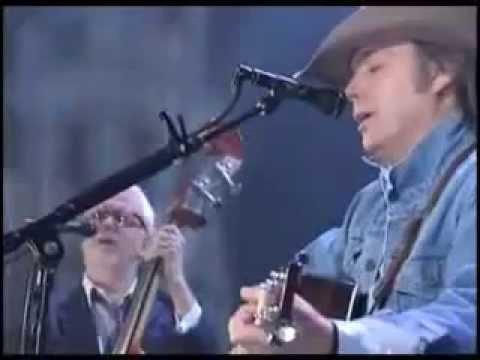Dwight Yoakam - Blame the Vain [Live Bluegrass]