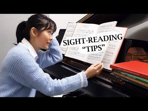 """Tiffany Talks: Sight-Reading """"Tips"""""""