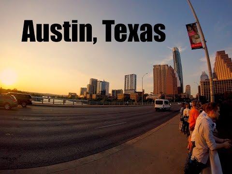 Austin Texas Kayaking and Congress Ave Bridge Bats
