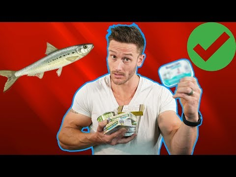 Healthiest And Worst Canned Fish - Buy THIS Not THAT