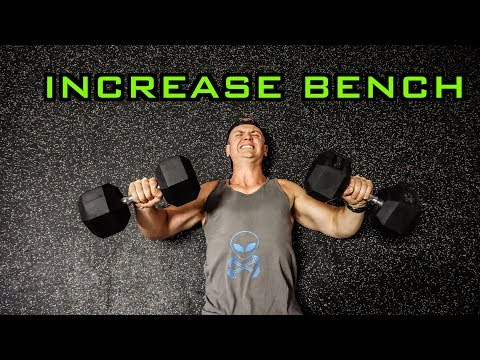 Top 5 Exercises to Increase Your Bench Press | Break Through Plateaus!
