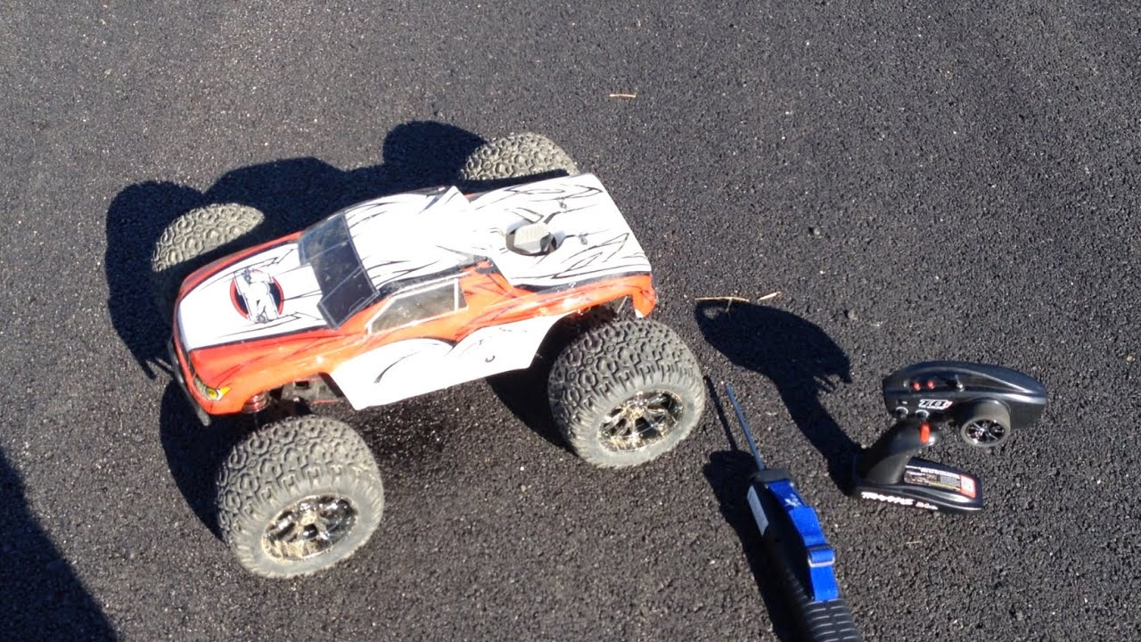 Losi Lst L 2 How Long Does A Tank Of Gas Last