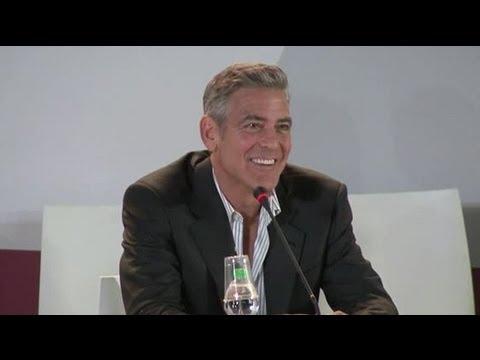 George Clooney Dating Monika Jakisic Again? - Splash News   Splash News TV   Splash News TV