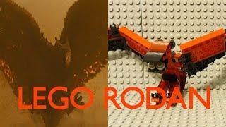 How to Build LEGO Rodan (2019)
