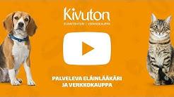 Suomalainen, palveleva eläinlääkäri ja verkkokauppa- kivuton.fi