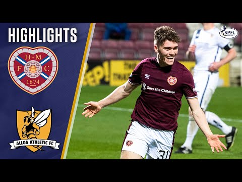 Hearts Alloa Goals And Highlights