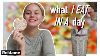WHAT I EAT IN A DAY (hvad jeg spiser på en dag)
