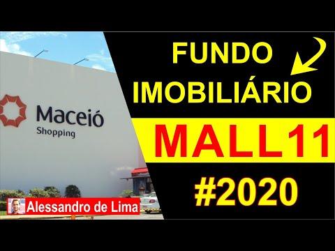 🏢(FII) Malls Brasil Plural MALL11 Fundo Imobiliário