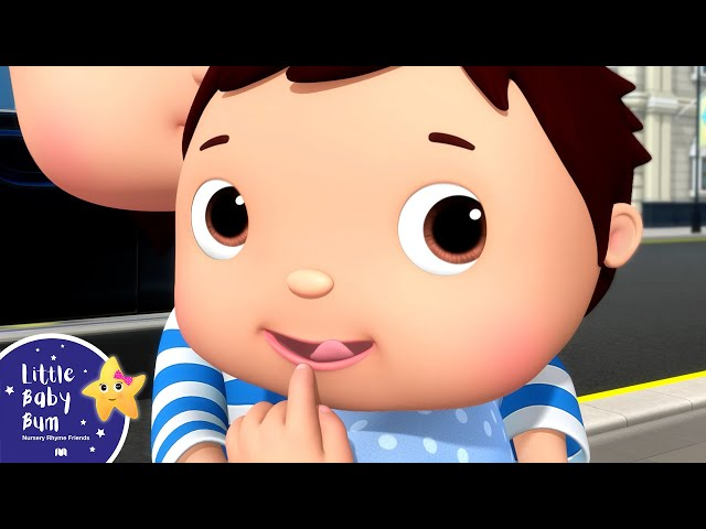 Colors and Action Song | BRAND NEW! | Nursery Rhymes & Kids Songs | Little Baby Bum