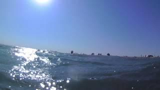 Феодосия, Чёрное море, п.Береговое, Золотой пляж(недалеко от Феодосии остановились сбить жару ═══════════════════════════════════..., 2014-09-04T13:24:43.000Z)