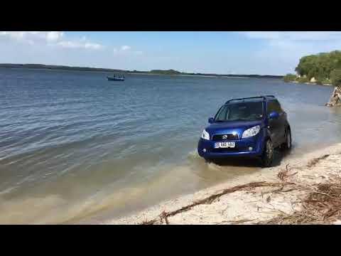 Daihatsu Terios Fresh Water Off road