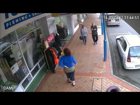 Theft from Turner's Sports - Feilding