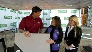 The Susie Homemaker Dream Home 2013 - with GAF and Wholesale Roofing Supply Co.