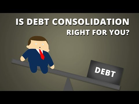 Is Debt Consolidation Right For You? – Credit Card Debt Consolidation Military Loans