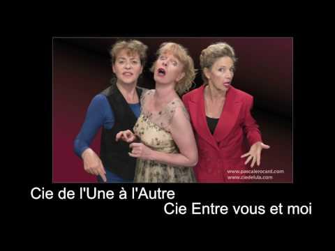 """TEASER-Théâtre d""""'INVENTAIRES"""" de P. Minyana/ Mise en scène&Jeu/Rocard-Chevaucher-Lafond"""
