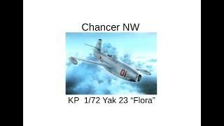 Yak 23 Build Vid