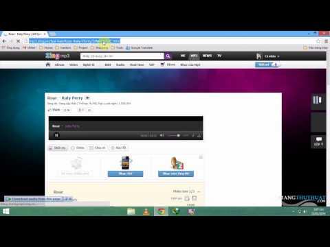 Download Nhạc 320kbps Zing MP3 VIP - Cách Tải Nhạc Zing VIP