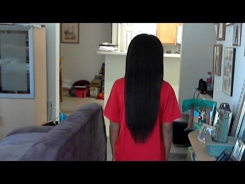 Wash Day My Sons Waist Length Hair Youtube