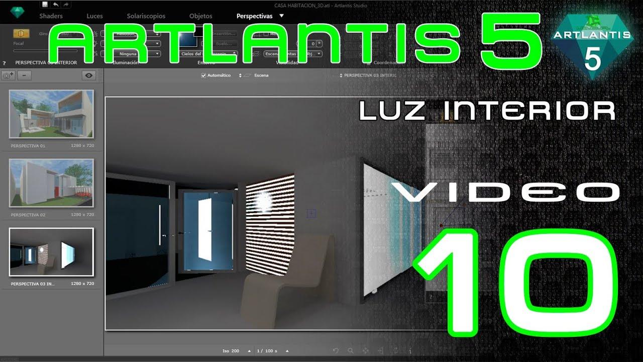 Video 10 Luz Interior Youtube