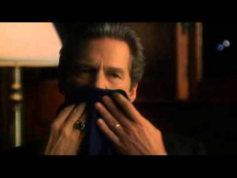 The Contender 2000  Gary Oldman  Jeff Bridges  Chat on the Ship