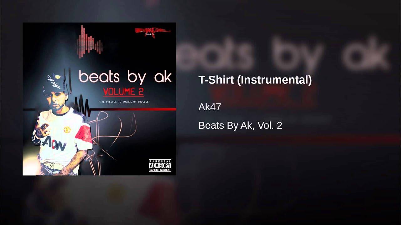 t shirt instrumental