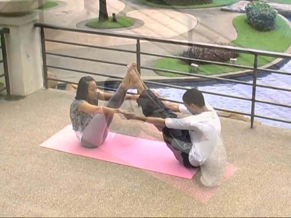 Hard Two Person Yoga Poses