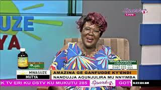 Amazina ge ganfudde ky'endi- Emboozi ya Nandujja | Mwasuze Mutya