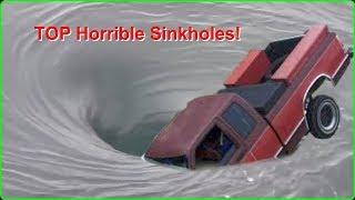 The Biggest And Most Horrible Sinkholes In The World Killed Hundreds Of People!! (Short Documentary)