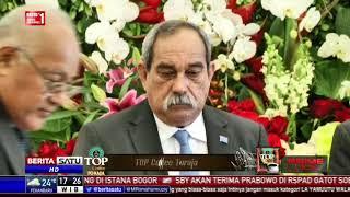 Download Video Jokowi Terima Kunjungan Presiden Federasi Serikat Mikronesia MP3 3GP MP4