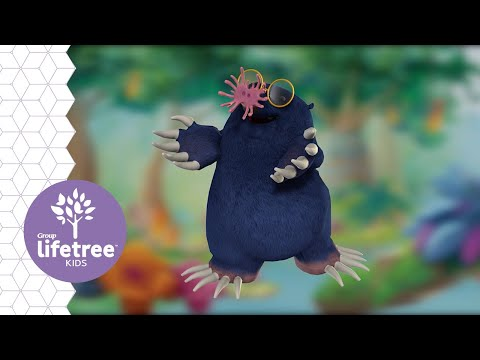 Milton the Star-Nosed Mole | Buzzly's Buddies | Weird Animals VBS
