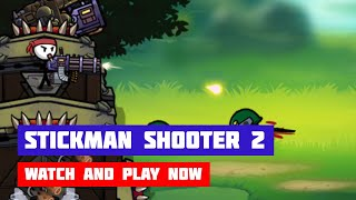 Stickman Shooter 2 · Game · Gameplay