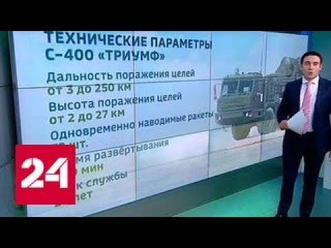 Российские С-400 на защите Турции. Как Анкара обошла запрет США?
