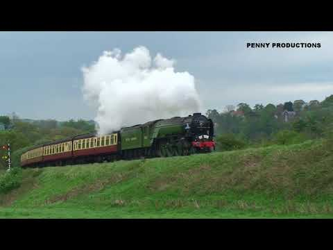 Heritage Line North Yorkshire Moors Railway  Spring Gala 2009